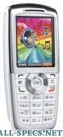 Alcatel OneTouch 757 1