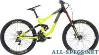 Commencal Supreme DH V3 Comp Origin 650B Marzocchi (2015) 1
