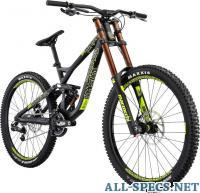 Commencal Supreme DH V3 Comp Origin 650B Marzocchi (2015) 2