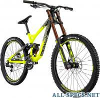 Commencal Supreme DH V3 Comp Origin 650B Marzocchi (2015) 3