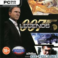 Новый диск 007 legends 11013