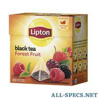 Lipton / forest fruit 20пир. 1шт. 96400161
