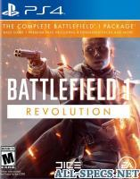 Electronic Arts battlefield 1. революция ps4 110168
