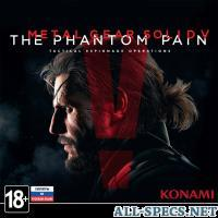 Konami metal gear solid 5 v : the phantom pain day one edition pc-jewel 110145