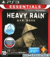 Sony heavy rain ps3 1101482