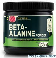 Optimum Nutrition Бета-Аланин Beta-Alanine Powder 263 гр. 822225
