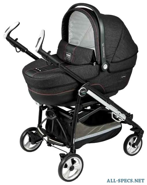 Peg Perego Navetta Xl Shassi Switch Four Features